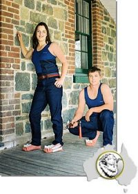 The Sheepman Shearers Dungarees and Singlets